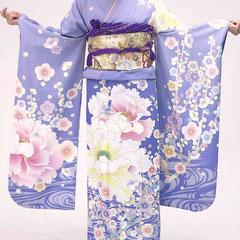 加賀ふぶき「梅牡丹」