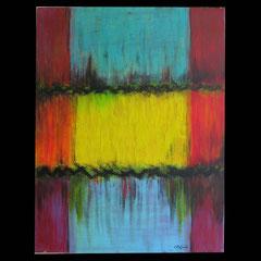 N°15 - Calorifique - 65 x 50 - 150€