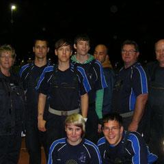 2011 Wettkampfteam Nachtpokal Seelow