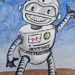 Schets robot