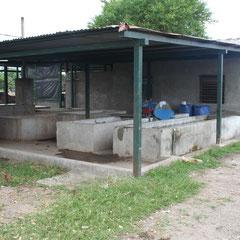 Papierwerkstatt in Malacatoya