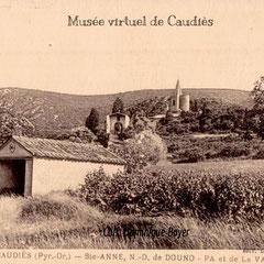 Carte postale ancienne Ste Anne, Douno Pa, NDL