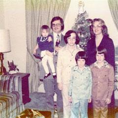 Onkel Röbi und Tante Doris. Die KInder sagten immer, das seien nicht ihre richtigen Eltern.