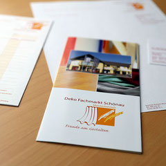 Logo,Geschäftspapierausstattung und Flyer
