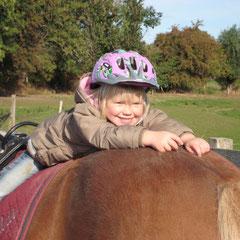 Das Glück dieser Erde liegt auf dem Rücken der Pferde