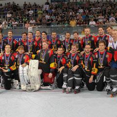 Nationalmannschaft - Inline Hockey WM