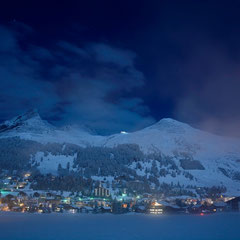 APRES (Davos de nuit novembre 2014)