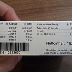 Xevakrin Kapseln Produktbeschreibung Teil 2