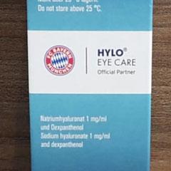 Hylo Eye Care, Partner des FC Bayern München