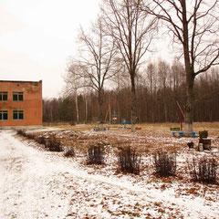 Школа на ст.Тощица (закрыта в 2014 году)