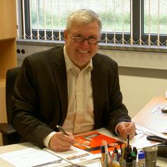 Hans Otto Ulrich Geschäftsführer