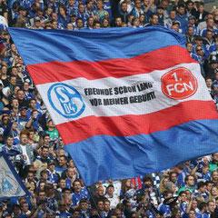 FC Schalke 04 vs. 1. FC Nürnberg