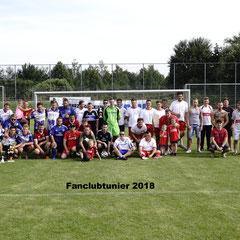 Fanclubtunier 2018