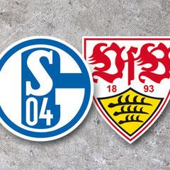 FC Schalke 04 vs. VfB Stuttgart