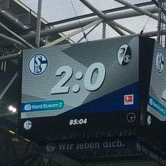 FC Schalke 04 vs. SC Freiburg
