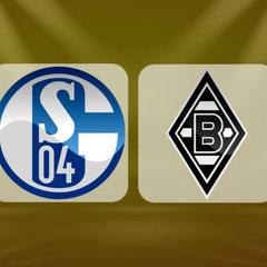 FC Schalke 04 vs. Borussia Mönchengladbach