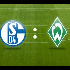 FC Schalke 04 vs. Werder Bremen