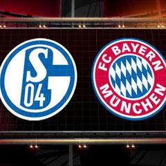 FC Schalke 04 vs. FC Bayern München