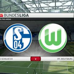 FC Schalke 04 vs. VfL Wolfsburg