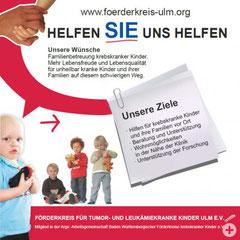 Tumor- und Leukämiekranke Kinder Ulm e.V.