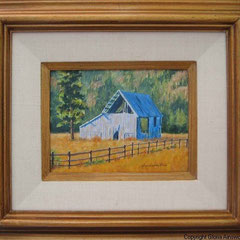 """"""" The Old Barn"""""""