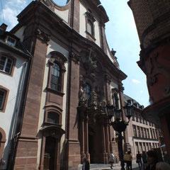 Altstadt, St. Ignatz (1763 - 1774)