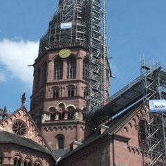 Dom von der Altstadt aus gesehen