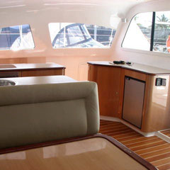 Chincogan 52 Catamaran The Countess interior image-03