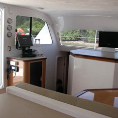 Chincogan 52 Catamaran The Countess interior image-08