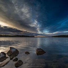 Pontoon Lake, Yellowknife.
