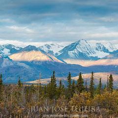 Cordillera St. Elias.