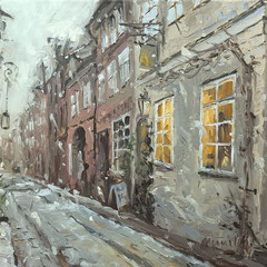 Mathias Meinel Uwe Lüders Kunststipendium | 6. - 11. 7. 2018
