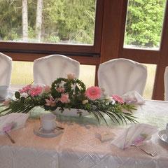 Hochzeit im GasthausKrinitzenstube Suhl