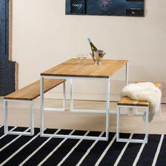 Sitzgruppe Massivholz // Beratung • Planung • Ausführung