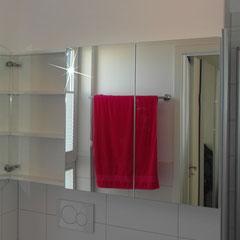 Spiegelschrank Bad // Beratung • Planung • Ausführung