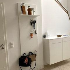 Garderobe & Sideboard - Massivholz // Beratung • Planung • Ausführung