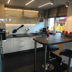 Küche mit Bora Basic // Beratung • Planung • Ausführung