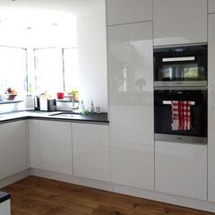 Küche mit Bora Classic // Beratung • Planung • Ausführung