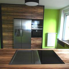 Küche mit Bora Professional // Beratung • Planung • Ausführung