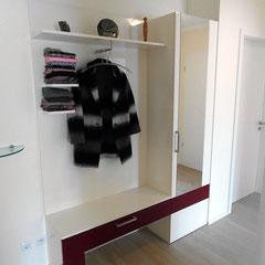 Garderobe // Beratung • Planung • Ausführung
