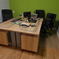 Schreibtisch // Beratung • Planung • Ausführung