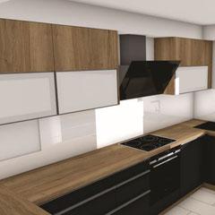 Planung Küche