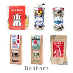 hamburg bonsche, bonbon, geschenke, bonscheladen