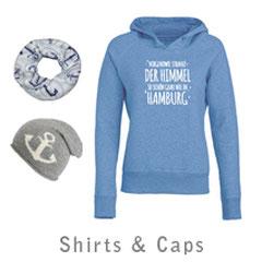 hamburg shirts, souvenirs geschenke
