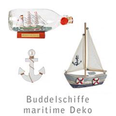 Buddelschiffe, maritim, deko, souvenirs