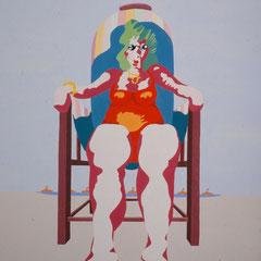 Gerhard Haug // Plakative Phase