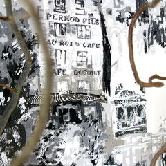 Baumwollcanvas aus Frankreich