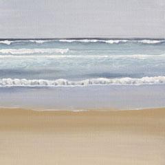 Sea-Serie: Meer, 30 x 30 cm