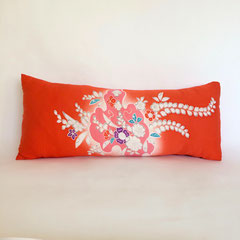 Kissen aus japanischer Vintage-Kimonoseide