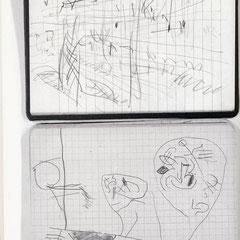 Frühe Zeichnungen